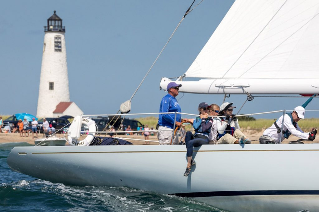 yachts on nantucket