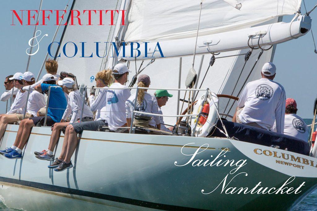 yacht charters nantucket ma