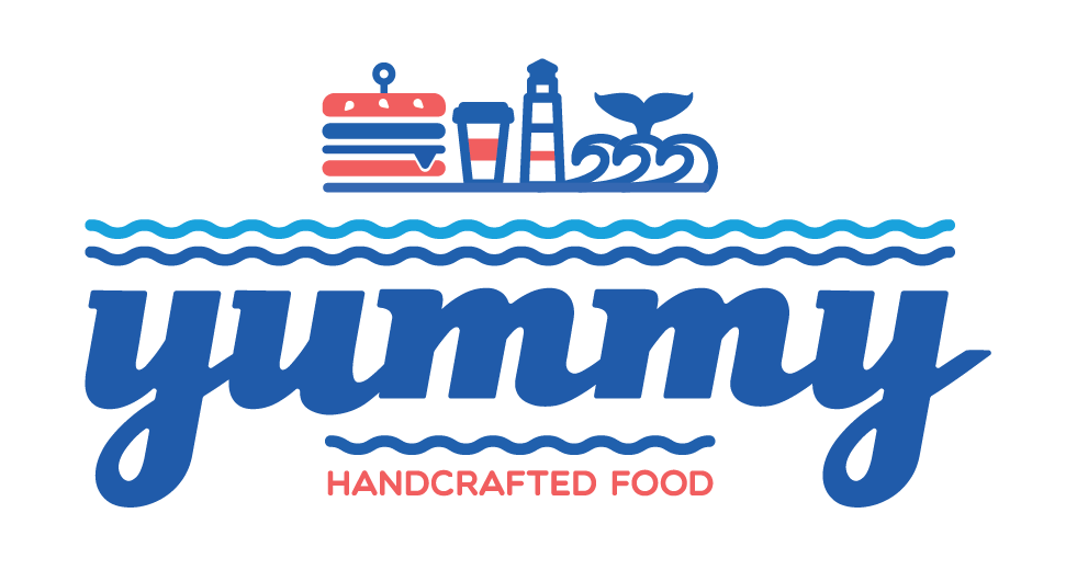 yummy nantucket logo image