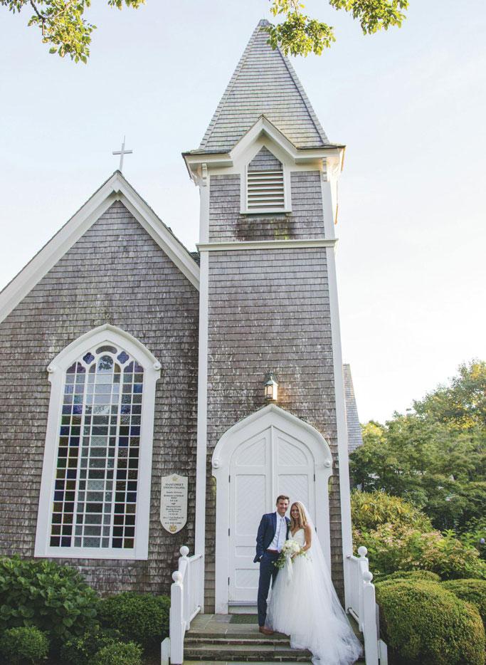 grey shingle church nantucket