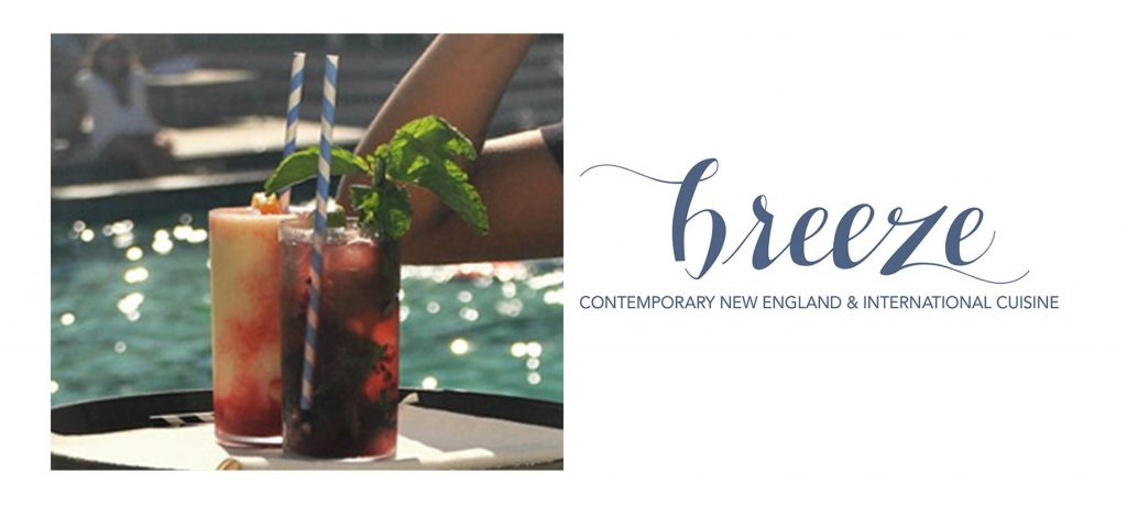The breeze Nantucket cocktails