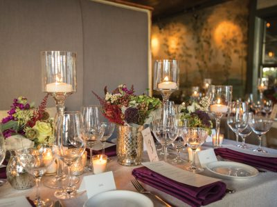 fall wedding tabletop