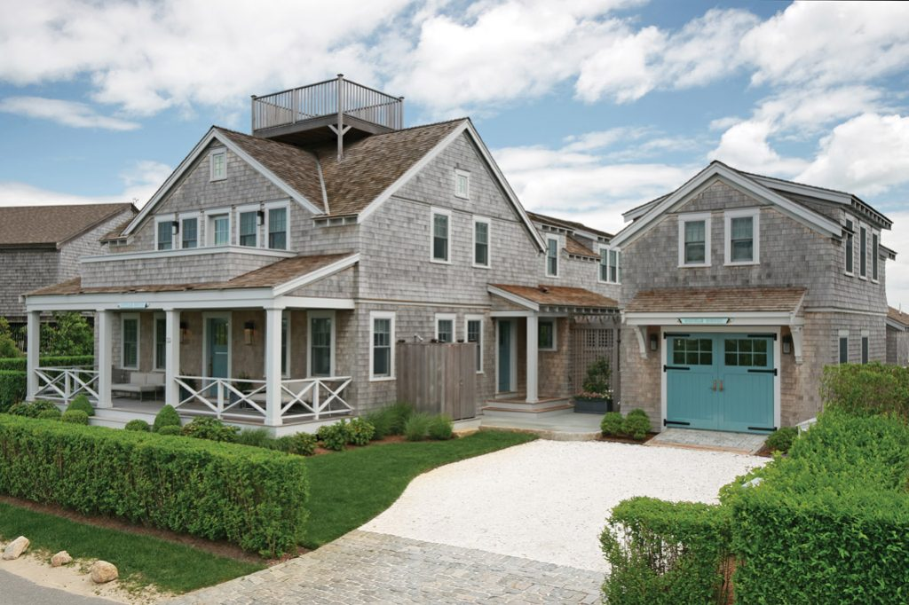 exterior emeritus design nantucket home