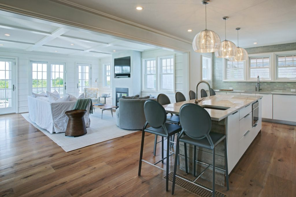 emeritus design ltd nantucket kitchen 2