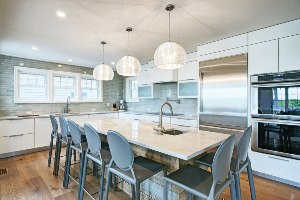 emeritus design nantucket kitchen