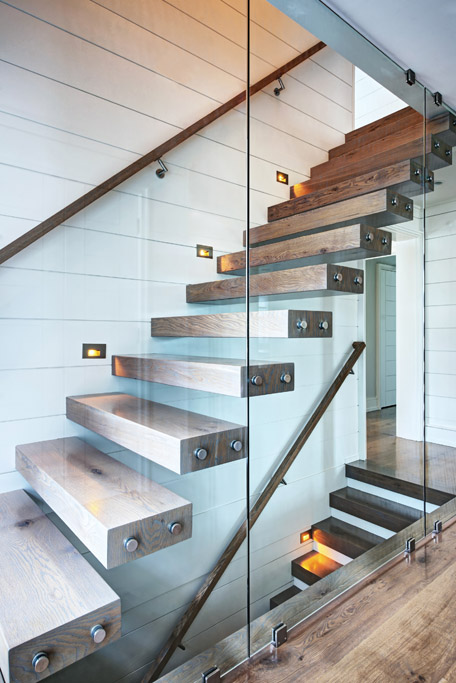 emeritus design nantucket staircase