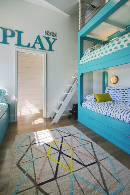 nantucket childrens room bunks