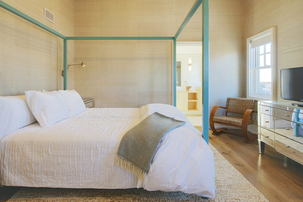 nantucket interiors modern bedroom