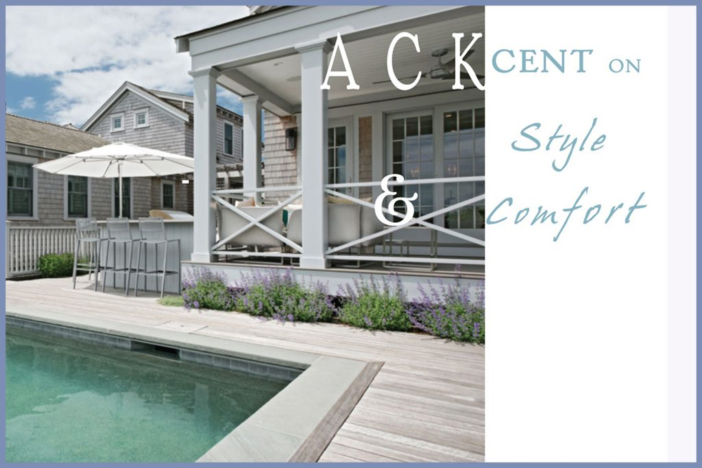 Nantucket interior design articles
