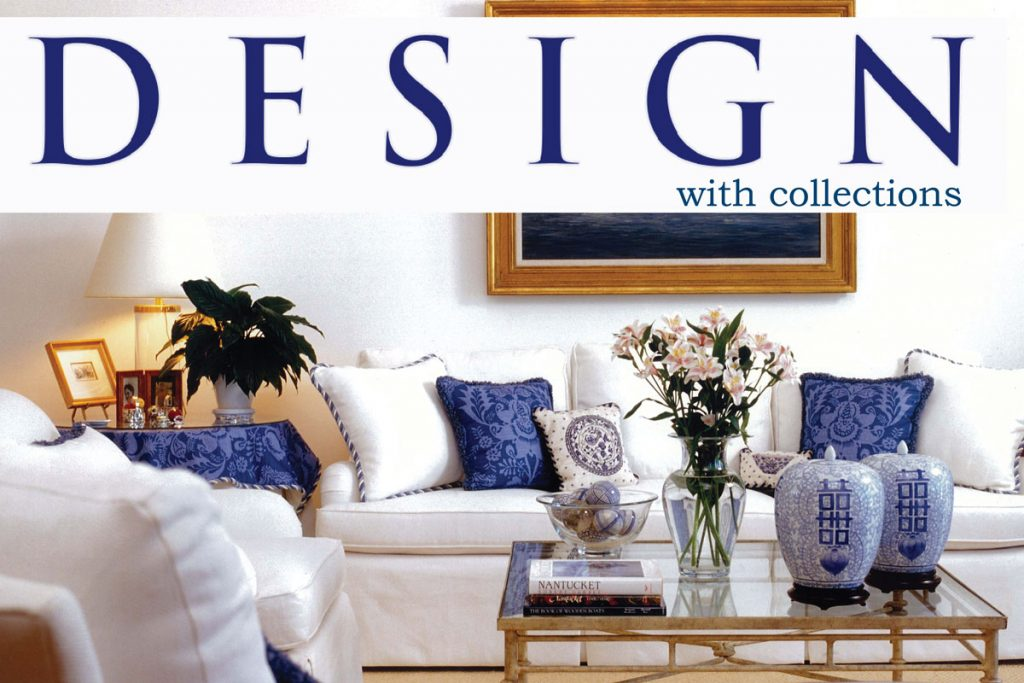 nantucket interior design with collections