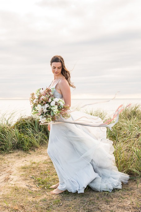 nantucket bride real weddings october 2020
