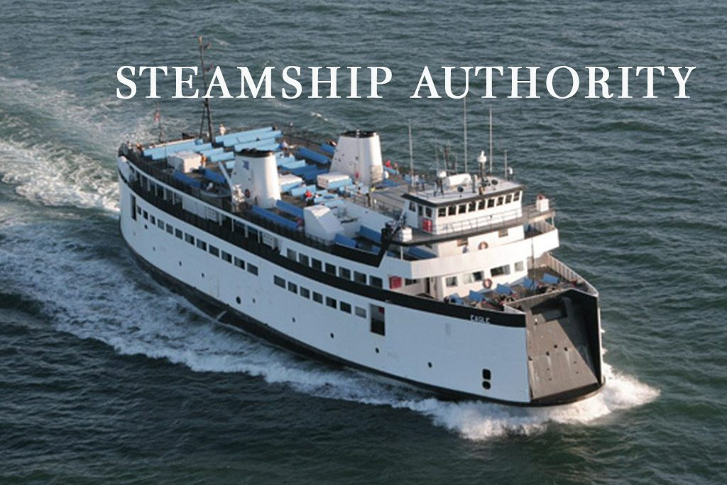 steamship authority travel to nantucket