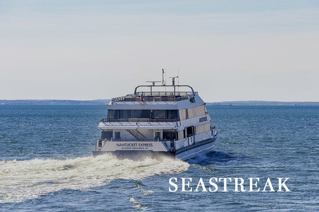 seastreak nantucket ferry